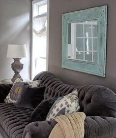 How To Match a Potterybarn Distressed Finish  (Final Product) Love it! My color too!!