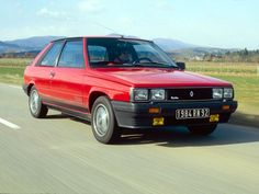 1983 Renault 11 Turbo