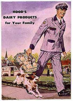 Hood's Dairy Products
