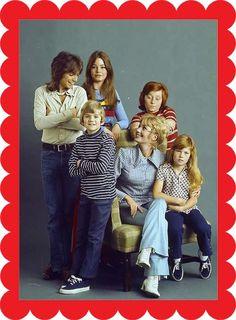 LOVE!! The Partridge Family (via Modern Kiddo)