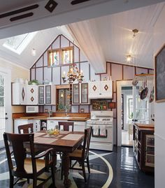 141 best Coastal Kitchen & Dining Ideas images on Pinterest ... Rancher House Kitchen Dining Room Ideas Html on
