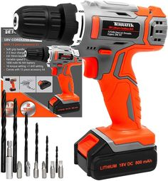 DIY Starter Kit: The Basic Tools That You Need To Own — MELANIE LISSACK INTERIORS Electric Screwdriver, Screwdriver Set, Led Work Light, Work Lights, Welding Equipment, Drill Set, Phillips Screwdriver, Basic Tools, Drill