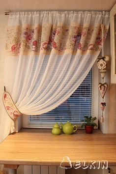 Simple curtain with a canava line Beautiful Curtains, Cool Curtains, Curtain Decor, Simple Curtains, Home Curtains, Diy Curtains, Curtain Designs, Curtains With Blinds, Home Decor