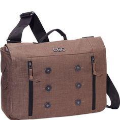 Amazon.com: OGIO MidTown Messenger (Brown): Clothing