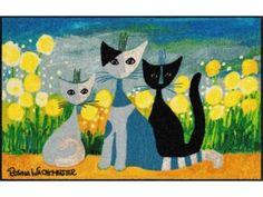 Rosina Wachtmeister Springtime Doormat