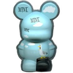 I'm not into the vinylmations but I do love this :)