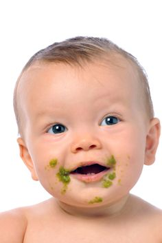 """At the 6-month check up, nearly all of my patient families want to talk  about starting their babies on solid food. The conversations usually start  like this...      """"I go get all of Gerber stage 1 foods and then do all the greens, then     the yellows, then the fruit. After she eats all of th"""