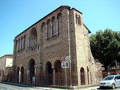 Дворец Теодориха Великого  Равенна конец 5 в