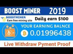 (692) Free Bitcoin Mining Boostminer | Signup Bonus 0.0005 BTC | Free BTC Mining Earn Bitcoin - YouTube Bitcoin Mining Pool, Free Bitcoin Mining, Bitcoin Miner, Best Cryptocurrency, Cryptocurrency Trading, Bitcoin Cryptocurrency, Bitcoin Value, Bitcoin Price, Bitcoin Generator