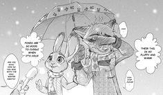 Resultado de imagen de rem289 zootopia comics