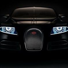 Mysterious Bugatti!!