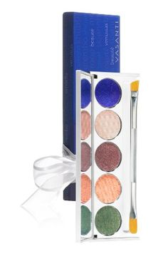 Vasanti Cosmetics Tinseltown Eyeshadow  Eyeliner Palette  Parabenfree * Be sure to check out this awesome product.