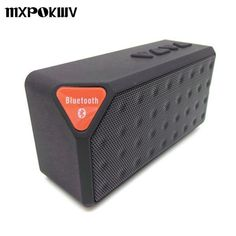 Wireless Bluetooth Loudspeakers With Mic for phone computer