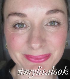 Simone Woods Author brightening up a grey day with my 'Spring Pink Fuchsia-licious Lip With A Glow' Tutorial http://www.lisaeldridge.com/video/25709/spring-pink-fuchsia-licious-lip-with-a-glow/ #MyLisaLook #Makeup #Beauty
