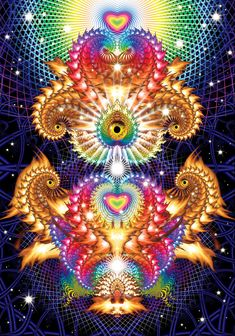 Visionary art by tod