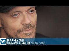 Max Pezzali - L'universo tranne noi (videoclip Arena di Verona) - YouTube