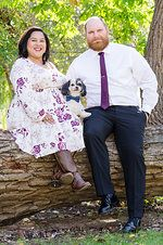 Engagement Session with Petia Z Photography