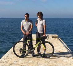Alberto Contador Peter Sagan and @iamspecialized Croatia TinkoffTeam