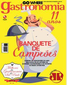 #educaçãovínica Wine Senses na Revista Gowhere Gastronomia, Edição Especial de Aniversário. Por Andressa D´ Amato. Com novo centro de formação.