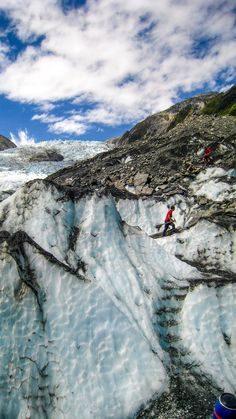 Hiking the Franz Josef glacier is an experience like no other. One of the best hiking adventures of my life!