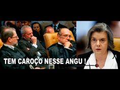 CARMEM LUCIA PRESINDENTE DO BRASIL ? Comentário do Jornalista Leudo Costa