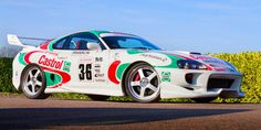 Toyota is auctioning a real-life Gran Turismo Supra  - RoadandTrack.com