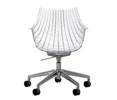 Meridiana swivel chair
