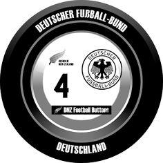 DNZ Football Buttons: Seleção da Alemanha