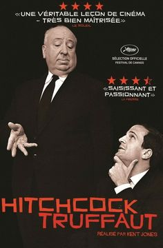 En 1962, Hitchcock et Truffaut s'enferment pendant une semaine à Hollywood pour mettre à jour les secrets de la mise en scène au cinéma. À partir des enregistrements originaux de cette rencontre qui servirent à élaborer le livre mythique Le Cinéma selon Hitchcock, ce film met en image la plus grande leçon de cinéma de tous les temps, et nous plonge dans l'univers de l'auteur de Psychose, Les Oiseaux et Sueurs froides.« Un documentaire saisissant [...] [Renaud-Bray]