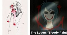 The Lovers (Bloody Painter) | Who Is Your Lover? (CP/Proxy) MY LOVE <3