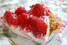 Strawberry Cream Pie | Tasty Kitchen: A Happy Recipe Community!