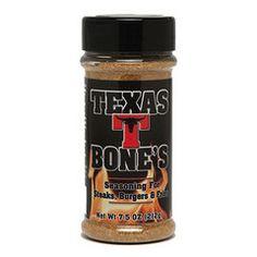 Texas T Bone's BBQ Rub