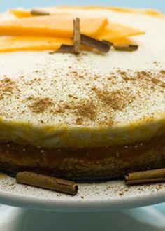 Cheesecake com abóbora