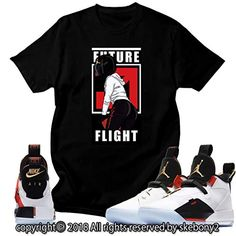Custom T Shirt Matching Style of Air Jordan 33 XXXIII Fut... https  c9106c8ce