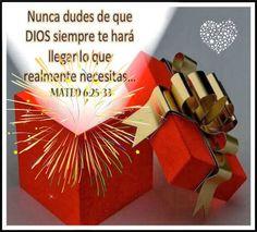 """""""LO QUE REALMENTE NECESITA"""" DEVOCIONAL DIARIO Reflexiones para vos http://reflexionesparavos.blogspot.com/2014/06/mucho-mas-abundantemente.html?spref=tw #ReflexionesParaVos #regalos"""