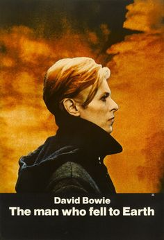 David Bowie starring in The Man Who Fell To Earth - movie poster Angela Bowie, David Bowie, Earth Film, Earth Movie, Mick Jagger, Poster On, Poster Prints, Duncan Jones, Little Dorrit