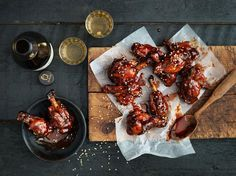 Korean Fried Chicken Recipe - Try this recipe for sticky chicken wings from American food writer Jennifer Joyce