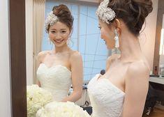 【花嫁の髪型】ブライダルヘアアレンジ基本の全10種類