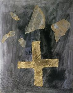 Antoni Tapies exposition in Madrid. From January 19 to March Tachisme, Franz Kline, Willem De Kooning, Jasper Johns, Spanish Painters, Spanish Artists, Robert Rauschenberg, Richard Diebenkorn, Joan Mitchell