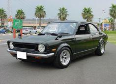 Toyota Levin TE27 1972-1974