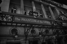 Phantom of the Opera; Her Majesty's Theater, London. The show has been playing here for over 25 years now.
