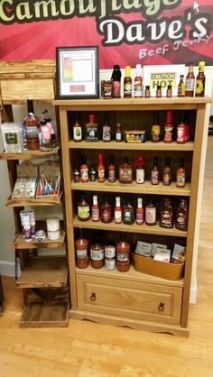 We have hot sauces!! Hot to mild. Ghost Pepper, Scotch Bonnet, Habanero to mild peach hot sauce. Off I95 Exit273 Ormond/Daytona Beach, Florida