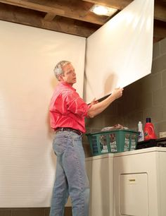 Window Shade Dust Control - Woodworking Shop - American Woodworker