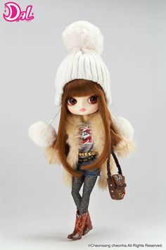 Dal Risa Rock - Trust me to pick a(nother) doll you can't get any more!