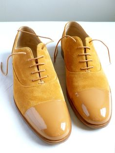 "Mr Hare ""Capote"" Suede Shoes"