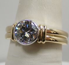 This is called the Lady's Captain Ring. Also makes a great right hand ring! Bezel Diamond Rings, Diamond Jewelry, Jewelry Rings, Silver Jewelry, Jewelry Accessories, Jewelry Design, 925 Silver, Silver Ring, Jewellery