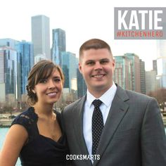 Katie: Hero in the Kitchen via @CookSmarts