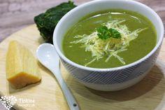 Expresná špenátová polievka - Powered by Cantaloupe, Soup, Tasty, Fruit, Ethnic Recipes, Soups