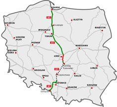 Darmowy przejazd autostradą A1. Pomysły na usprawnienie systemu poboru opłat.
