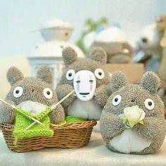 Totoro / Studio Ghibli